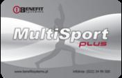 Karta Multisport Plus