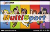 Karta Multisport Kids